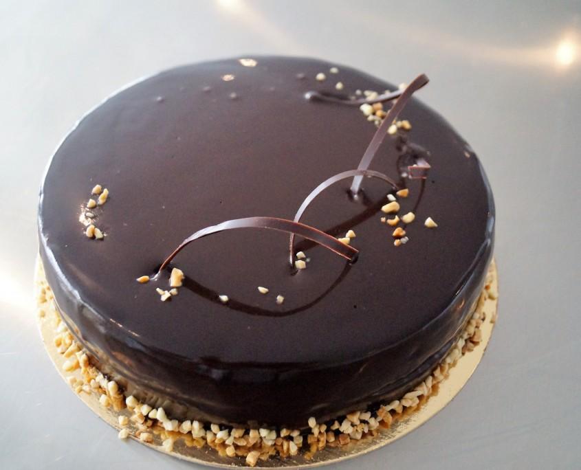 Le miroir au chocolat