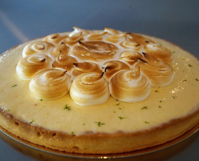 La tarte au citron meringué