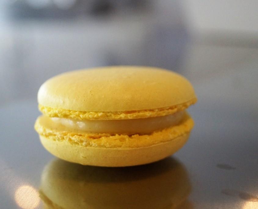 le macaron au citron